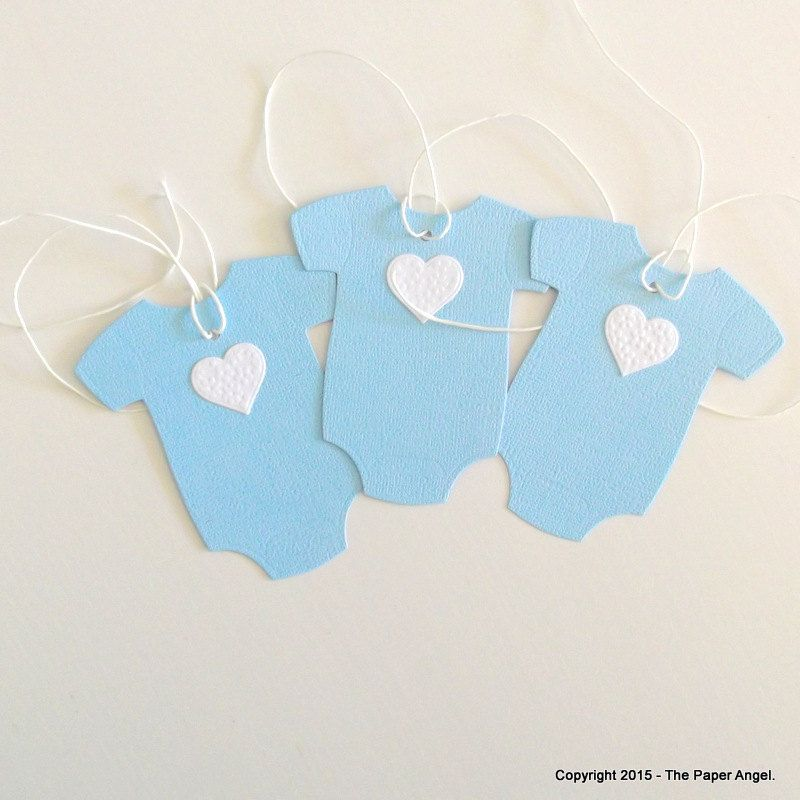 Baby Onesie Gift Tags| Baby Gift Tags| Party Favour Tags | Gift Tags|