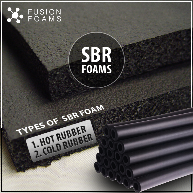Fusionfoams Sbr Foam Is Widely Used Material Across The World Because It Offers Excellent Bounce Back Effect Sbr Foam Is Majorly U Foam Eva Foam Foam Sheets