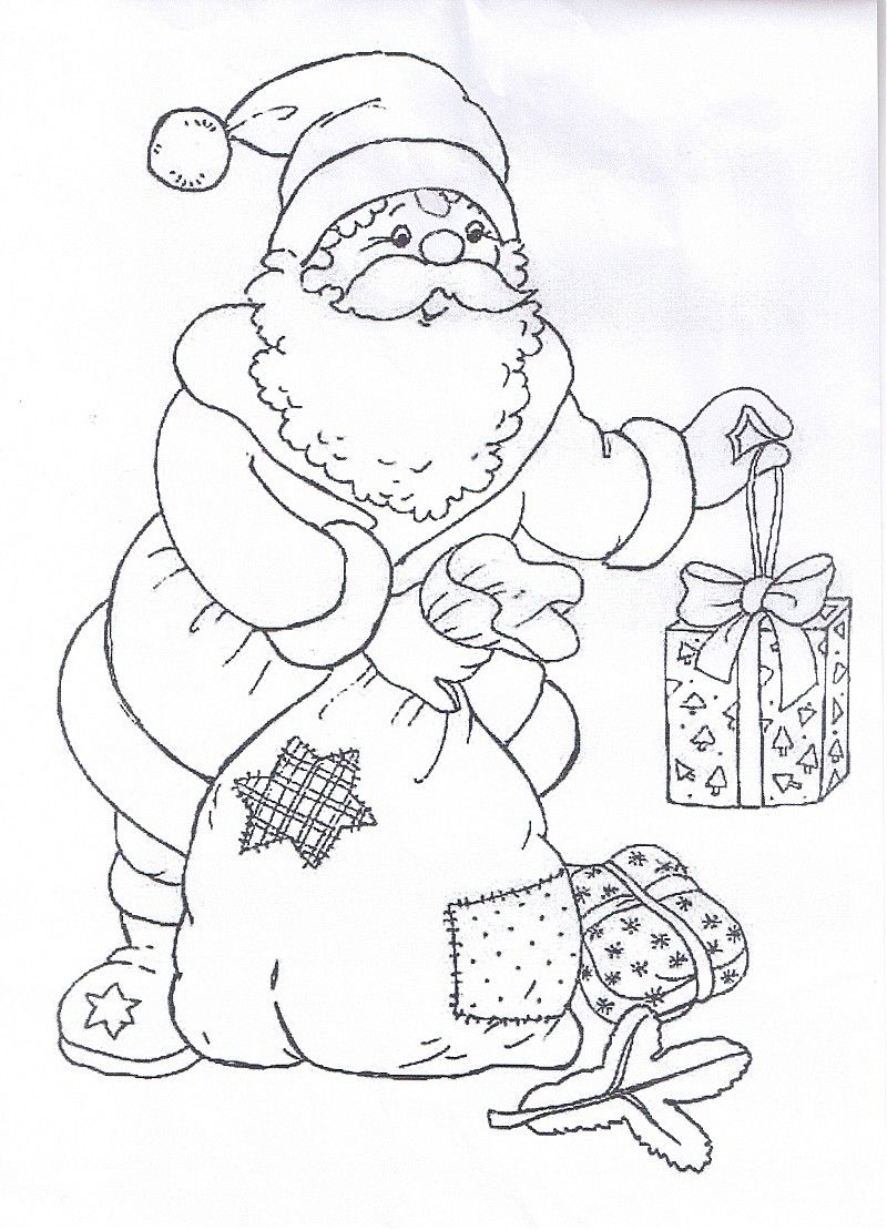 Als Malvorlagen Weihnachten