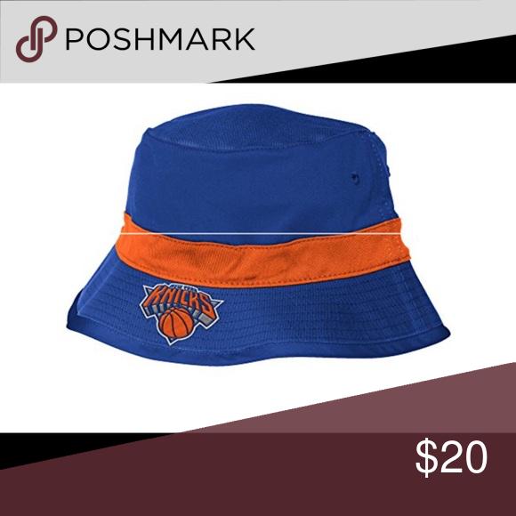 65ce77d39 New York Knicks Adidas NBA Bucket Hat Brand new still in the poly ...