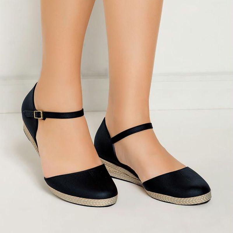 Sapato de Salto Baixo vários modelos | Clovis Calçados
