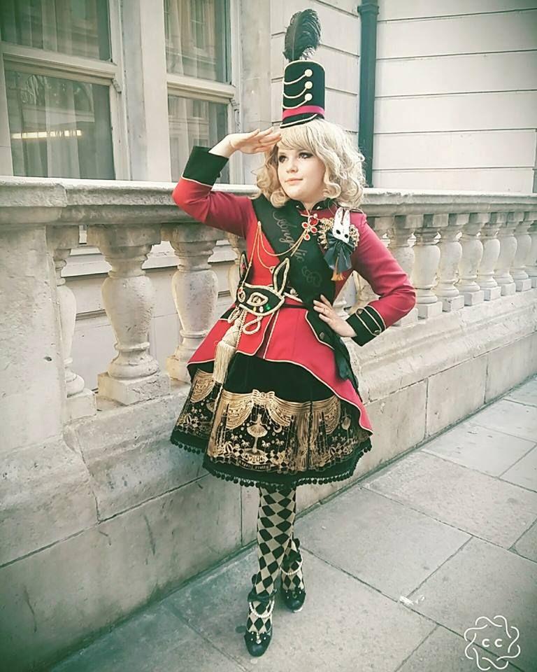 Pin on Gothic Lolita & Otome