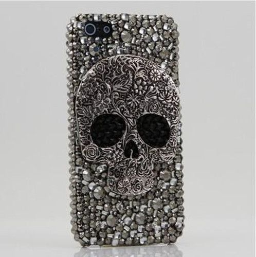 Hot 20 Style Handmade Bling Skin Case Cover for iPhone 4 4S iPhone 5 5S U Pick | eBay