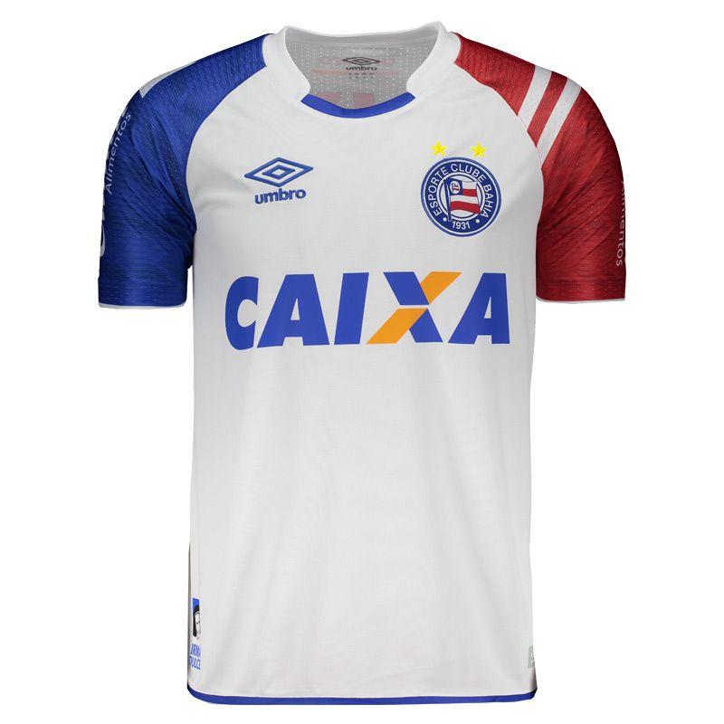 Camisa Umbro Bahia I 2017 Somente na FutFanatics você compra agora Camisa  Umbro Bahia I 2017 e2b17fab41fa9