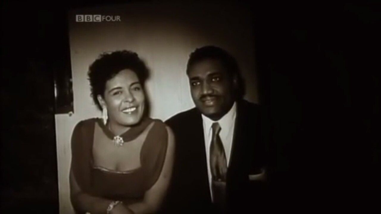 Billie holiday husband louis mckay lady sings the