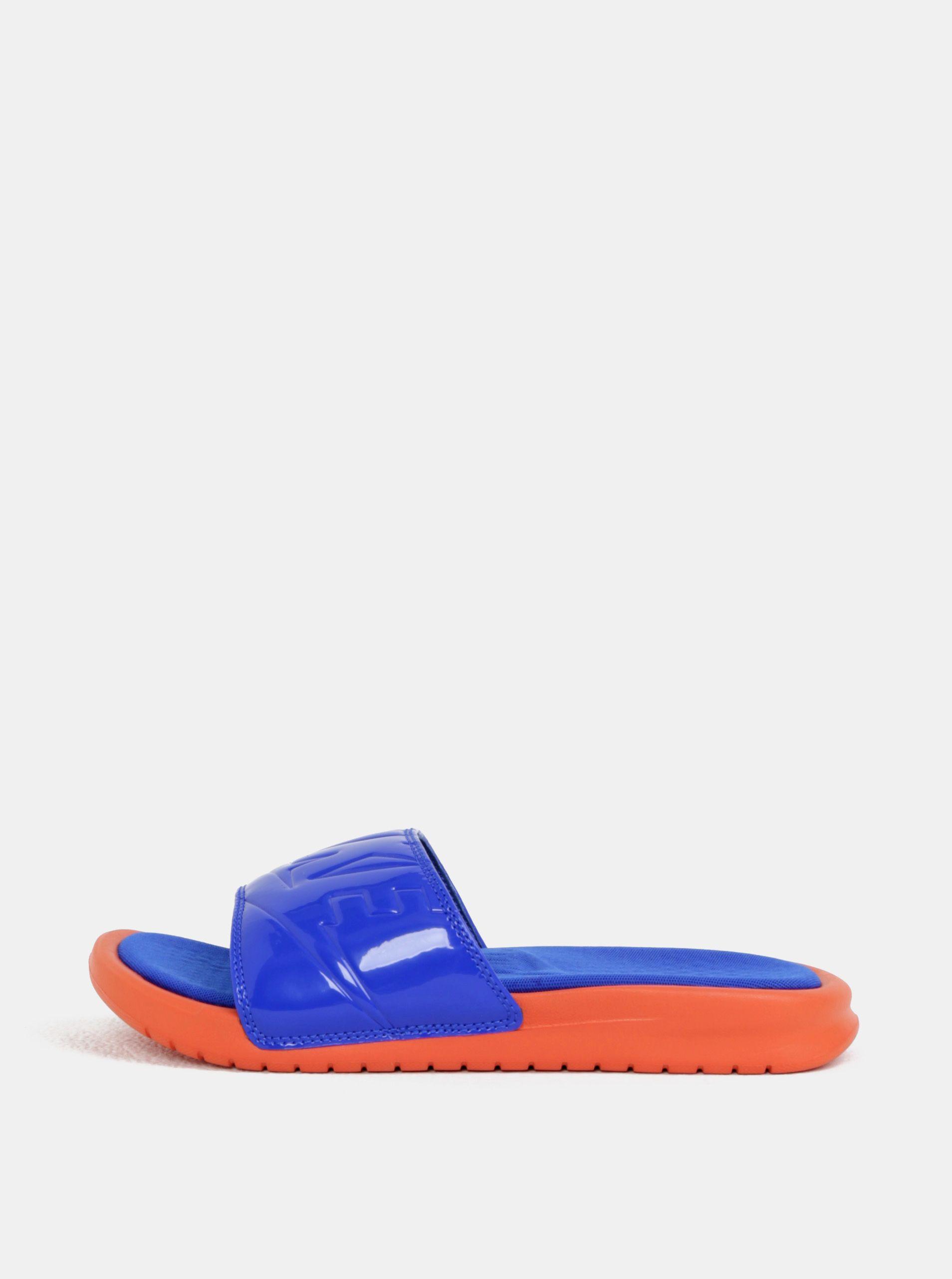 9830abcfcd11 Typ  dámske ľahké šľapky Farba  modrá