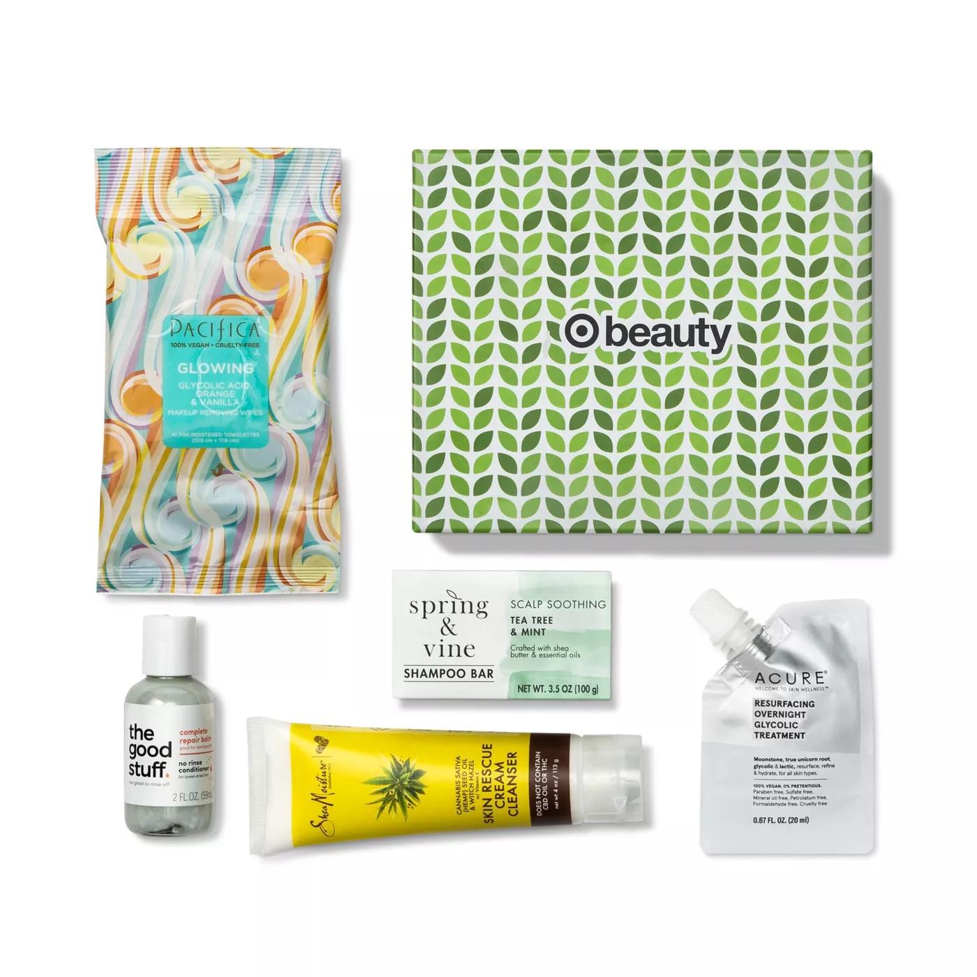 Target Beauty Box Beauty box, Witch hazel for skin