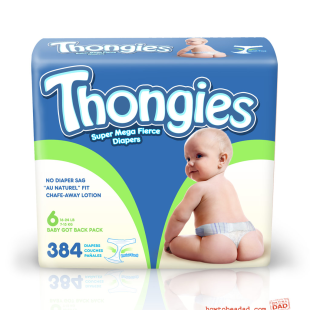 Thongies Diaper Thongs Bad Baby Product Idea Really Whats