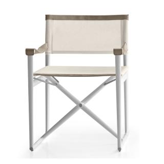 B Amp B Italia Outdoor Mirto Directors Chair Furniture In