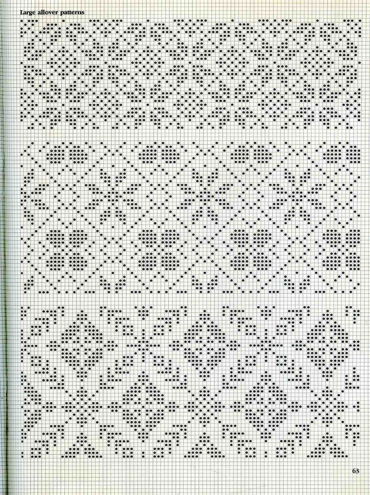 Archivo de álbumes | Tejidos | Knitting, Knitting patterns y ...