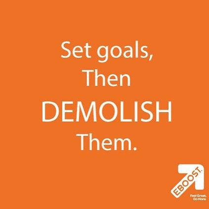 Simple as this.  #EBOOST