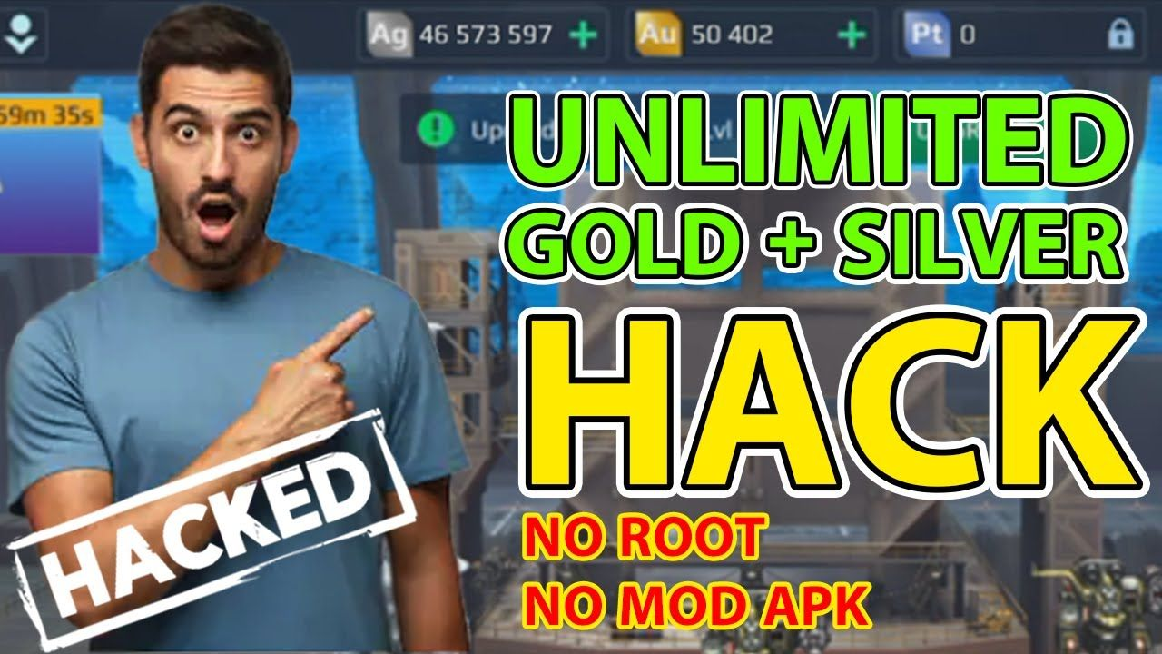 [New!] 🔥 War Robots🤖 Hack 2020 ️ How To Get Free Unlimited