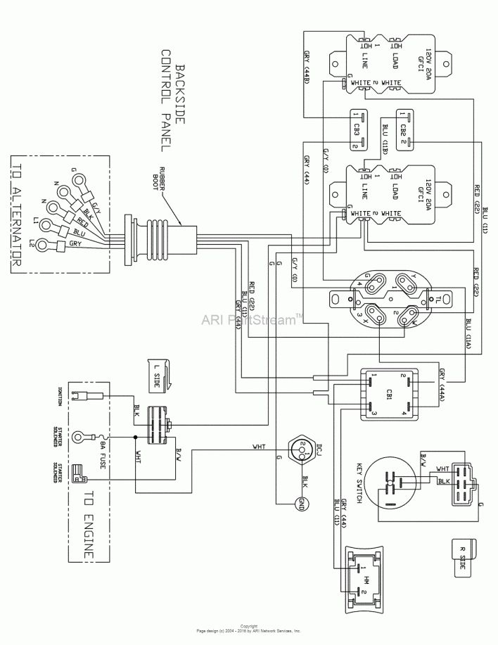 Pin on wireing for trailers
