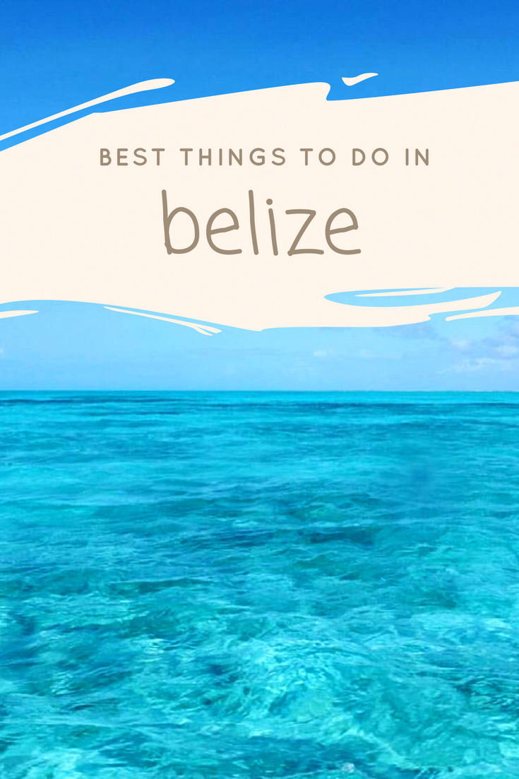 For The Best Things To Do In Belize, Make Sure You Dive