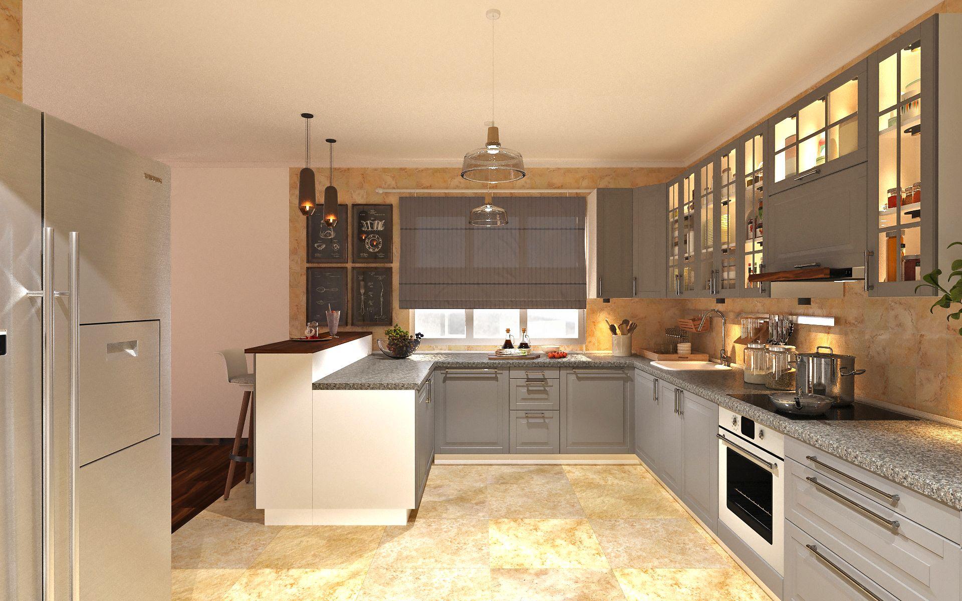 Kitchen Design 3ds Max Corona Renderer Ikea Kitchen