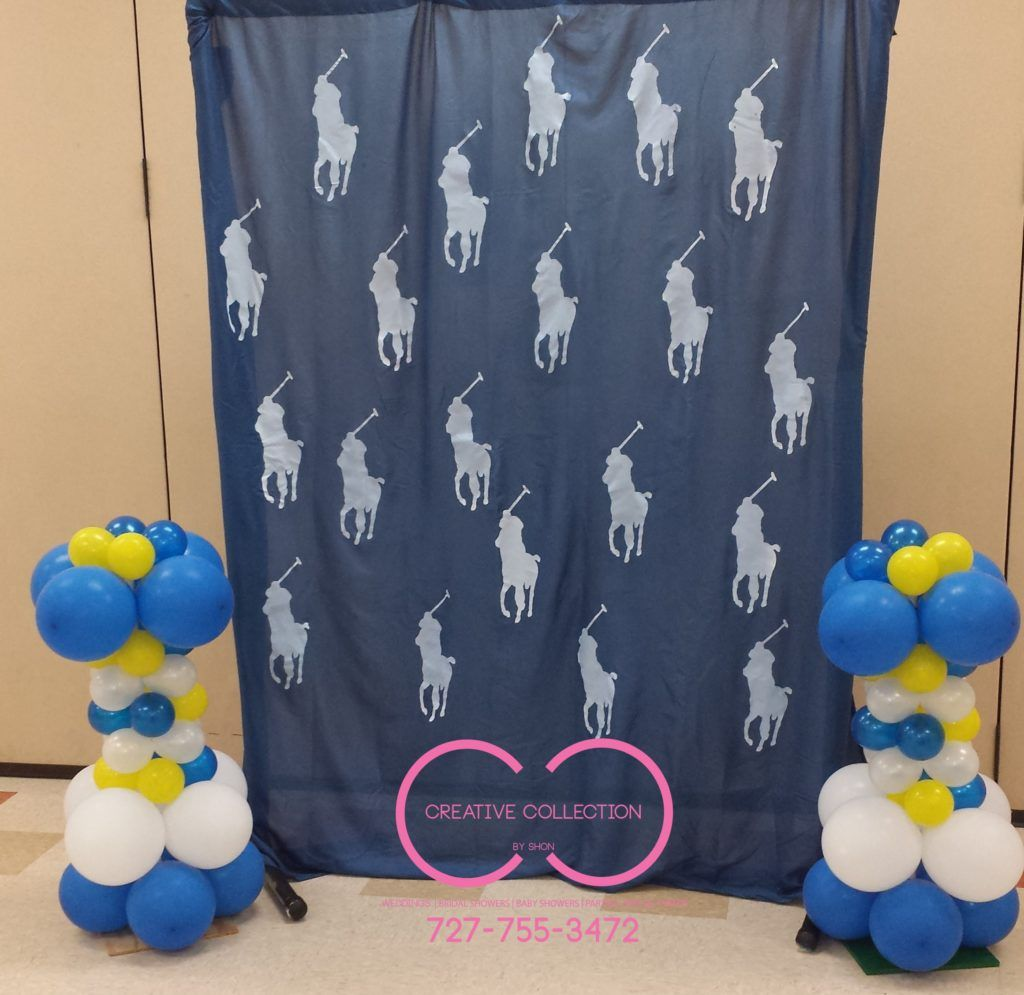 Polo Polo Baby Shower Baby Shower Themes Jordan Baby Shower