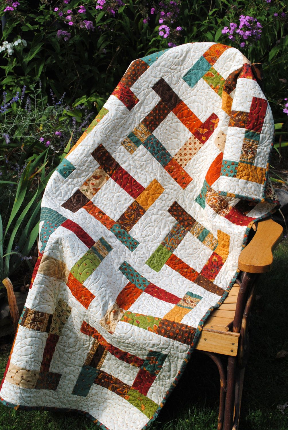 Quilting Patterns for Layer Cakes QUILT PATTERN easy and