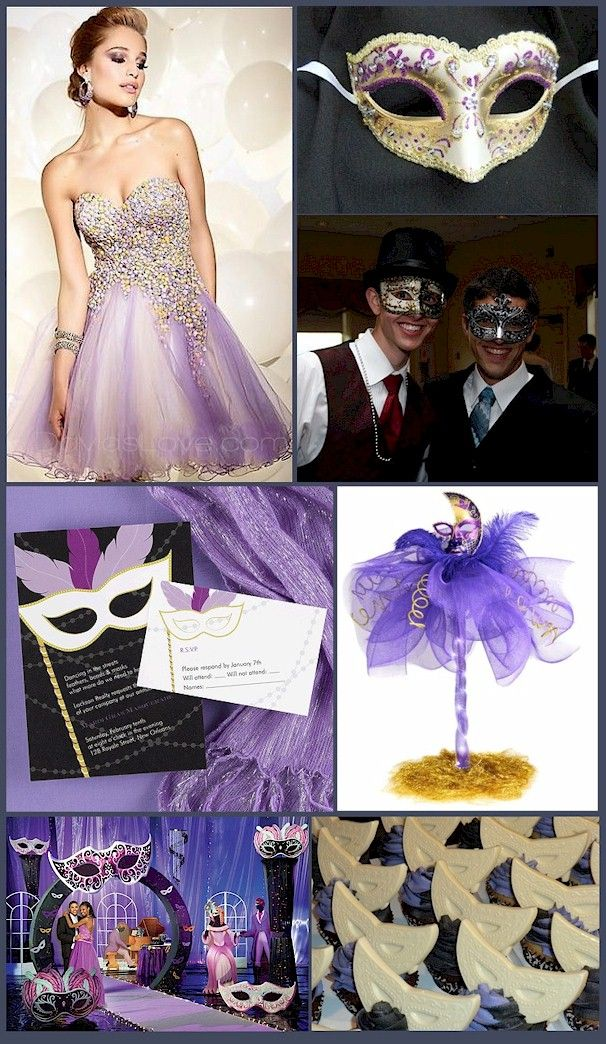 midnight masquerade ball a little over the top