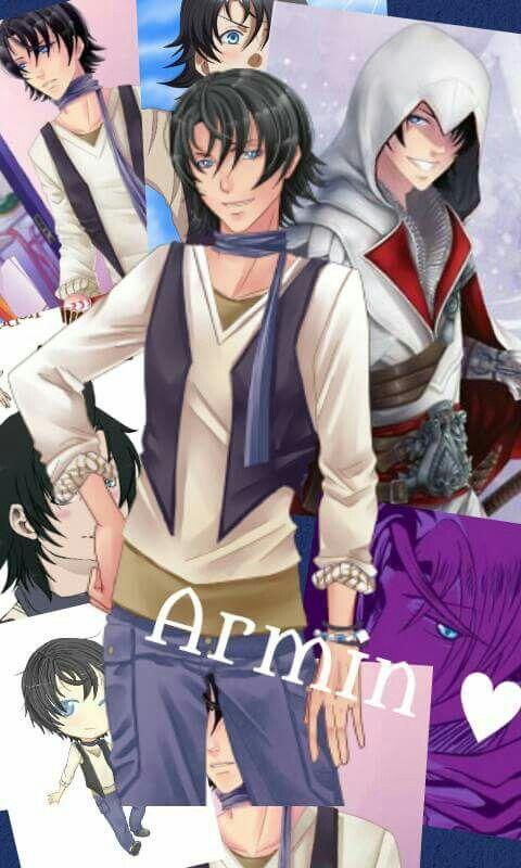 Collage de Armin - Corazon de Melon
