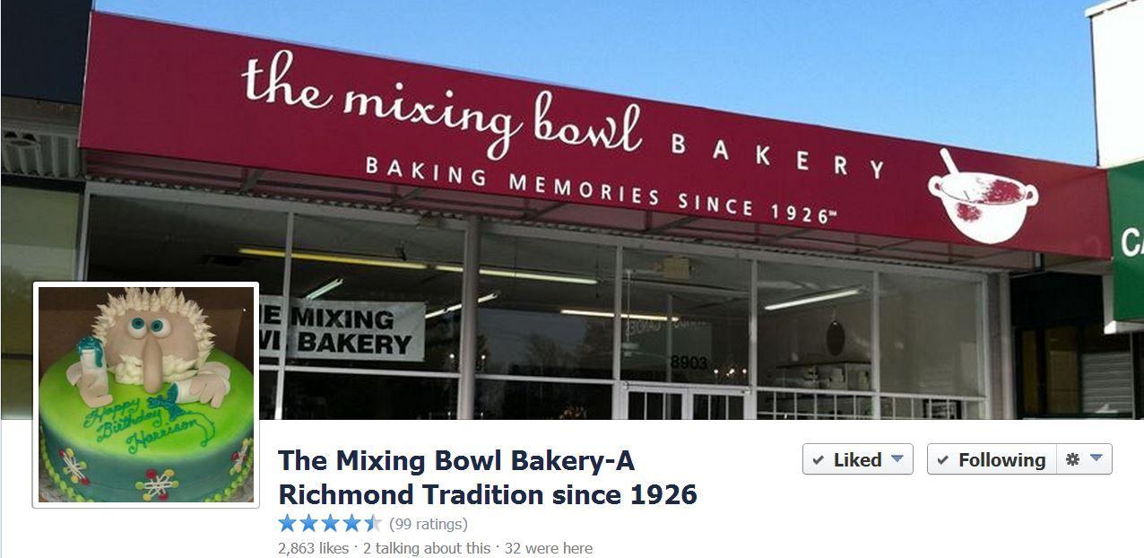 Mixing Bowl Bakery, Three Chopt Road, Next to Westbury Bakery ...