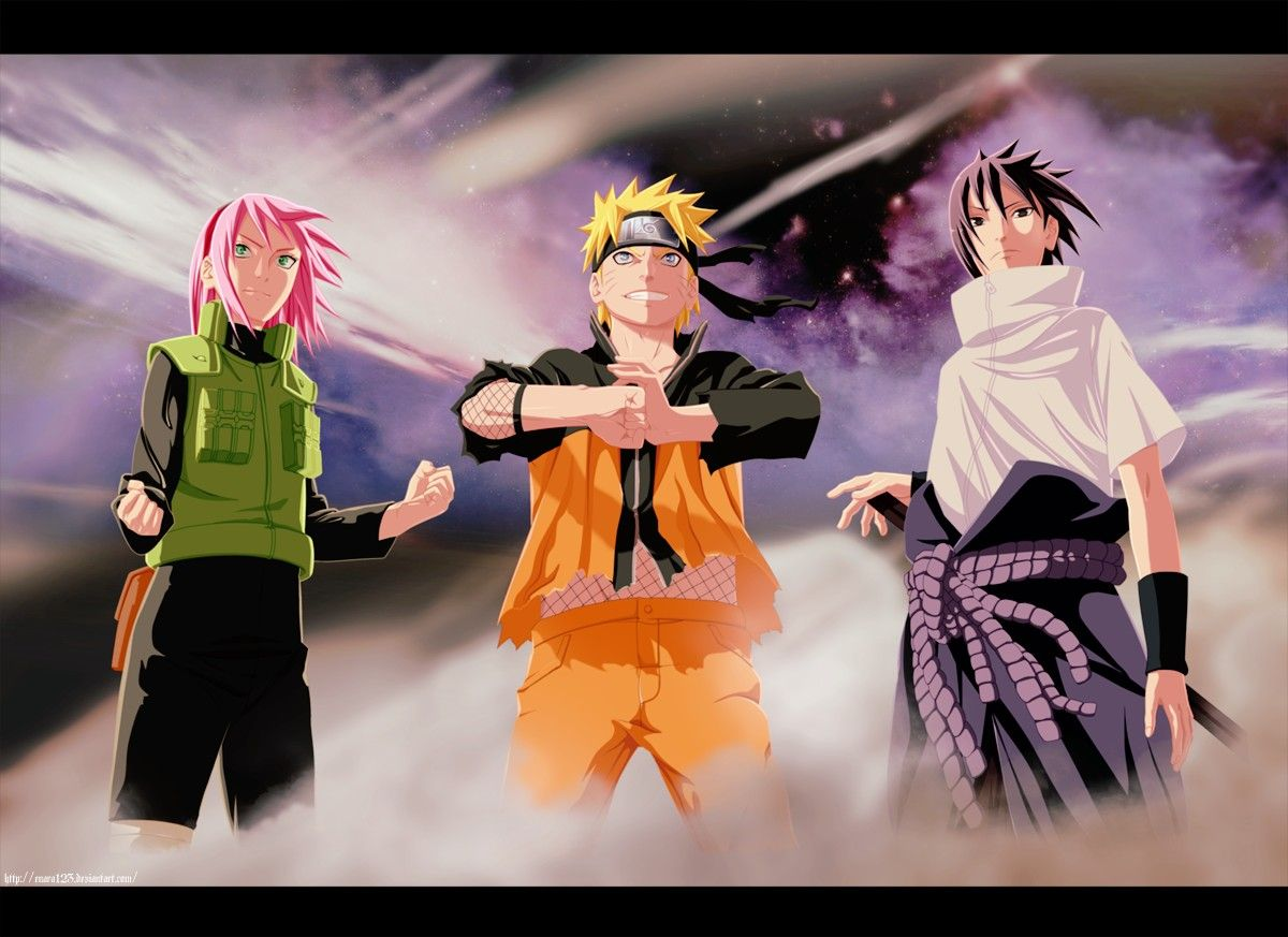 wallpaper de Naruto