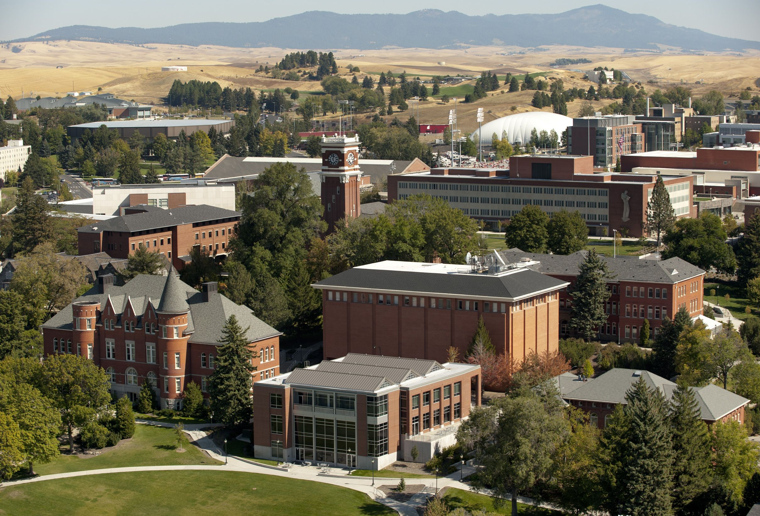 Washington State University (Pullman) Application Due Date