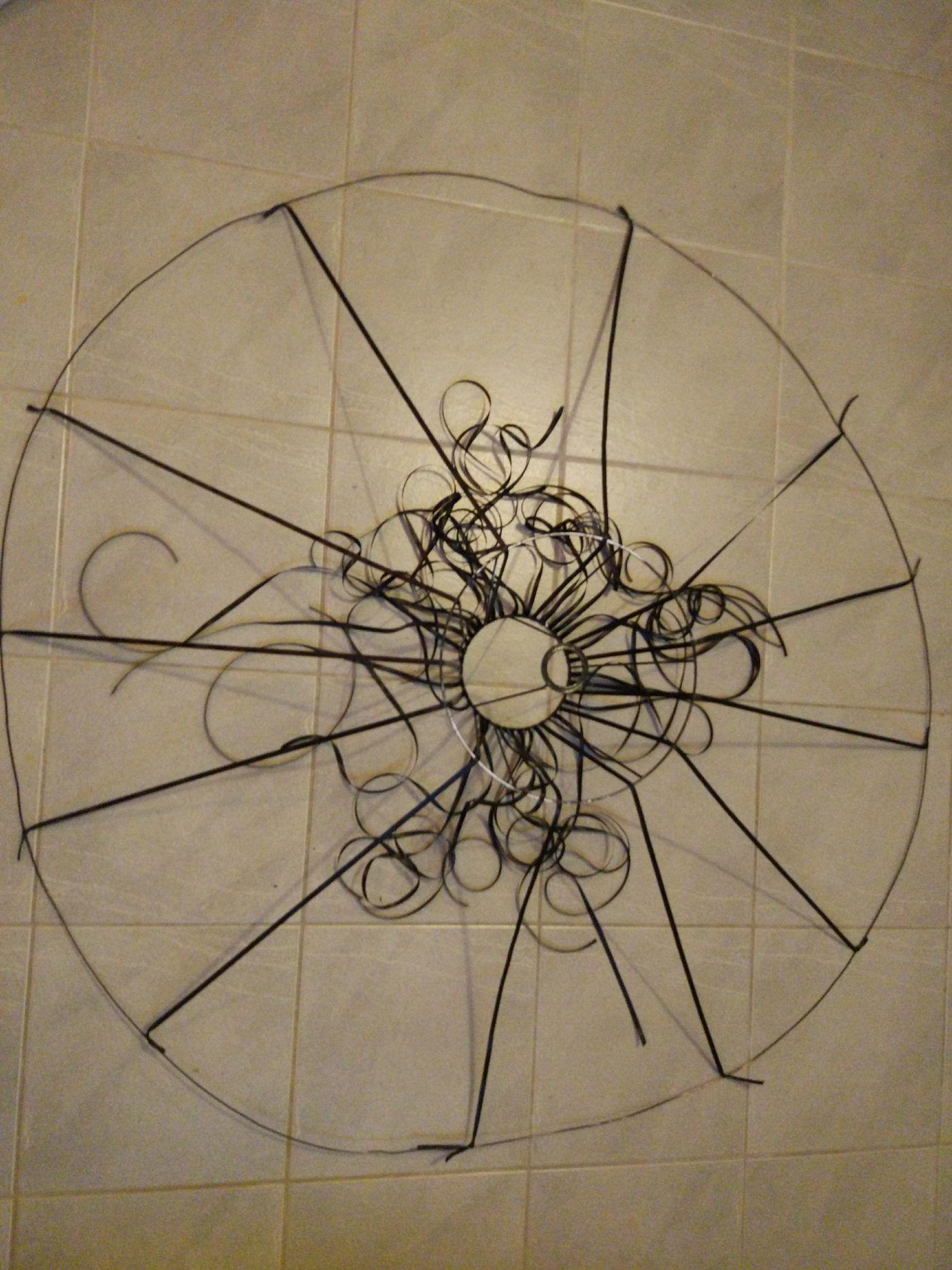 tuto je fabrique ma suspension vertigo blog z dio diy vertigo pinterest vertigo. Black Bedroom Furniture Sets. Home Design Ideas