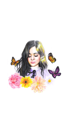 Camila Cabello Lockscreen Tumblr Pop Art Drawings Camila Cabello