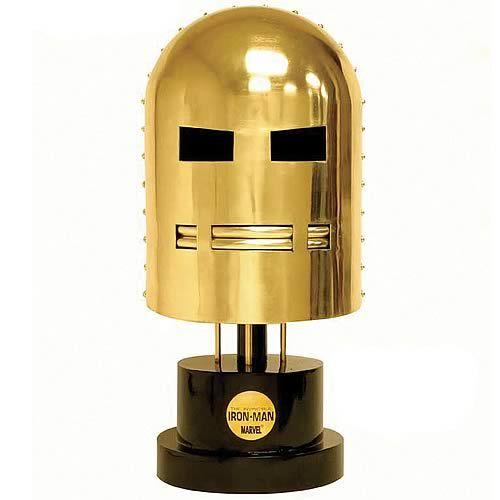 Iron Man Gold Helmet Replica