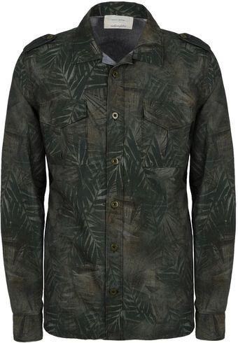 fa3d59c04414 Mauro Grifoni Long Sleeve Shirt - Lyst