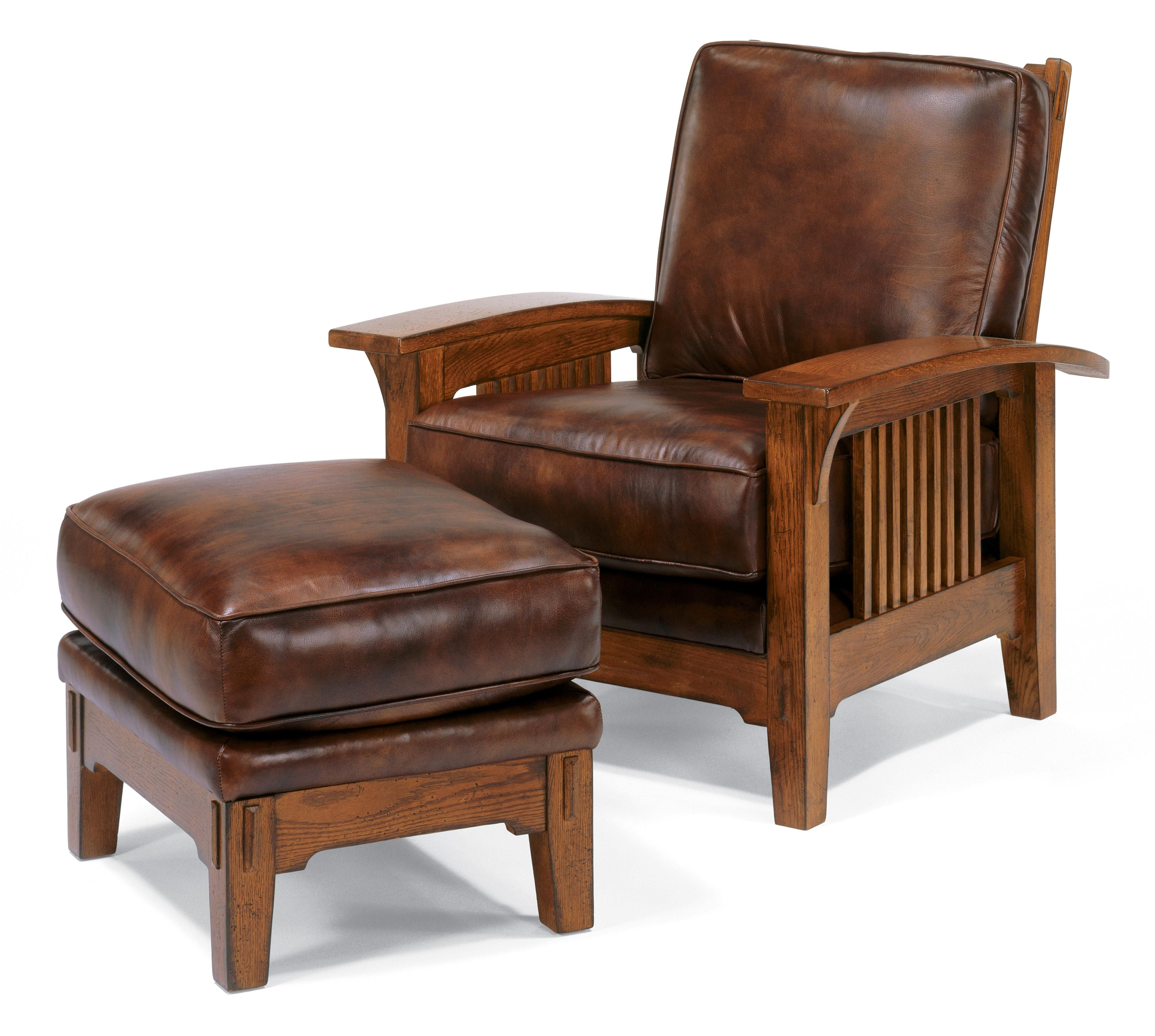mission style furniture Google Search Leather chair