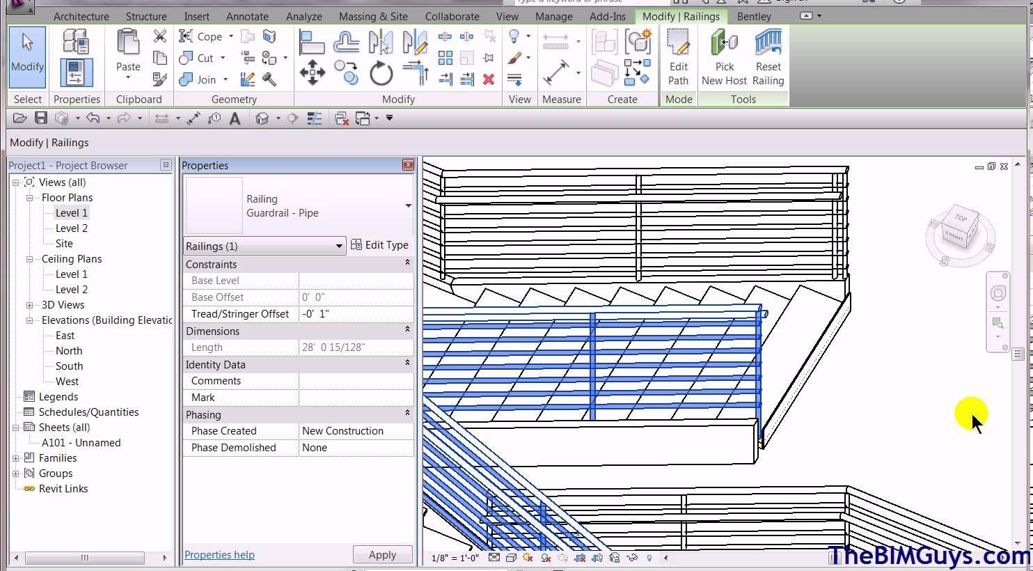 Revit Component Stairs Tips And Tricks Cadtechseminars Com Revit Components Autodesk Revit Tutorial