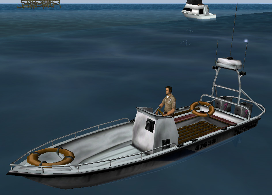 Coastguard Featured In Vice City San Andreas San Andreas San City