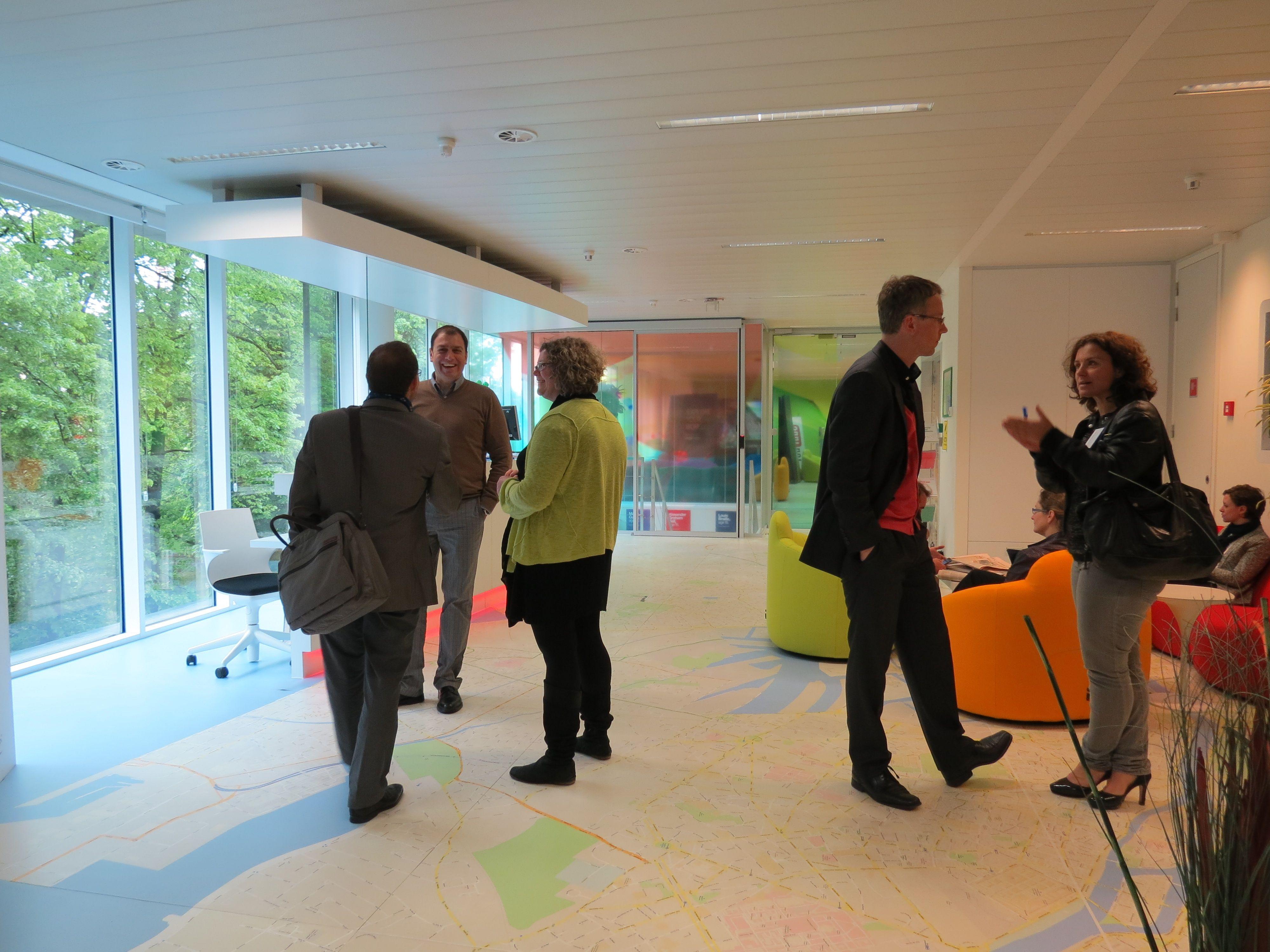 K Workshop#1: Google office