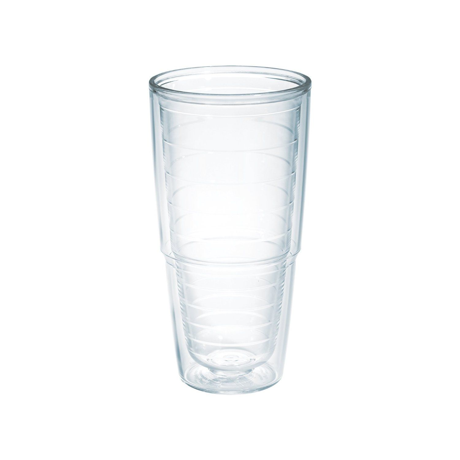 AmazonSmile | Tervis 24 oz. Big T Clear Tumbler: Tumblers