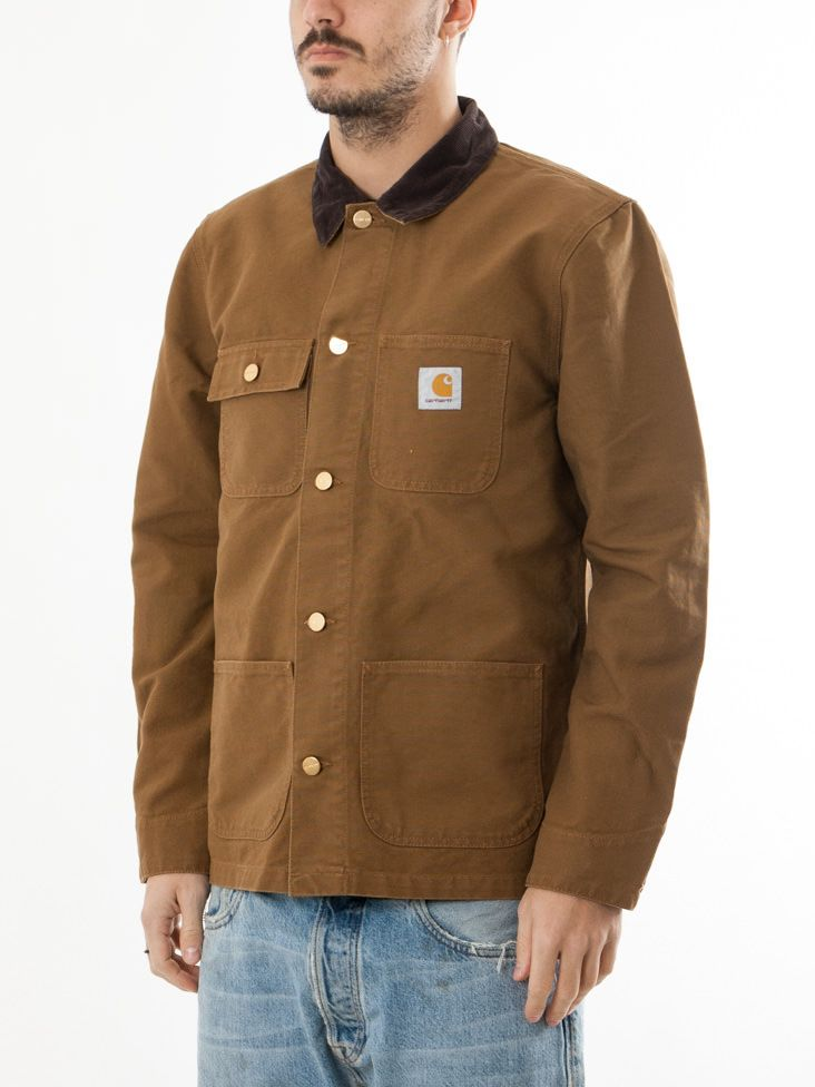 Carhartt Michigan Chore Coat Giacca