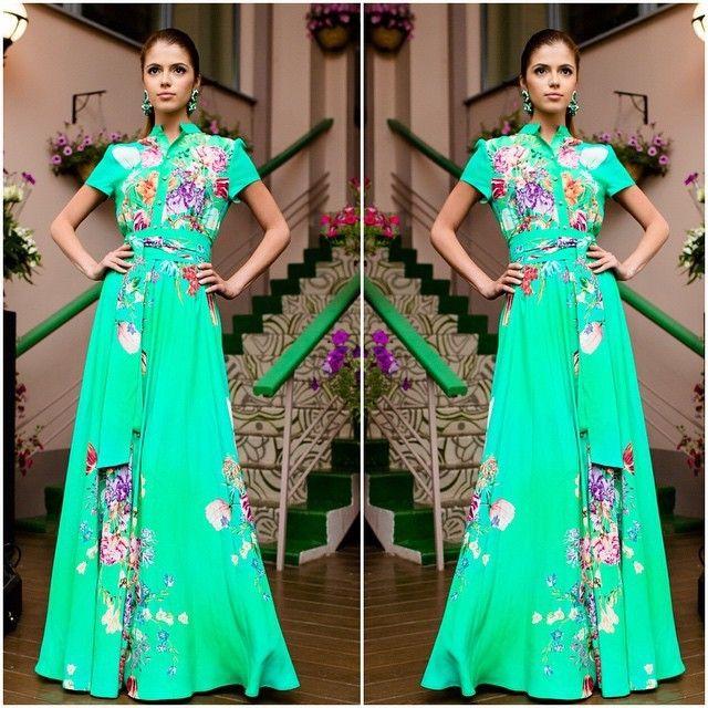 Красота fanshion лето новые женские свободного покроя элегантный банкетный, Чешского стиль, Короткими рукавами печатных платье, Женское платьекупить в магазине Beauty fanshionнаAliExpress