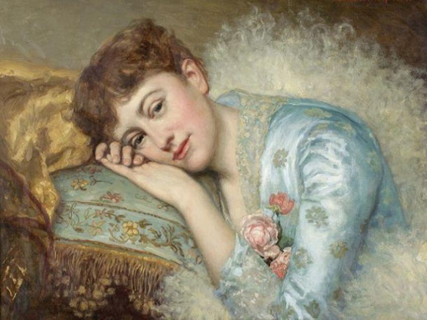 Jeannie Ovington (1887). George Peter Alexander Healy (American, 1813-1894)