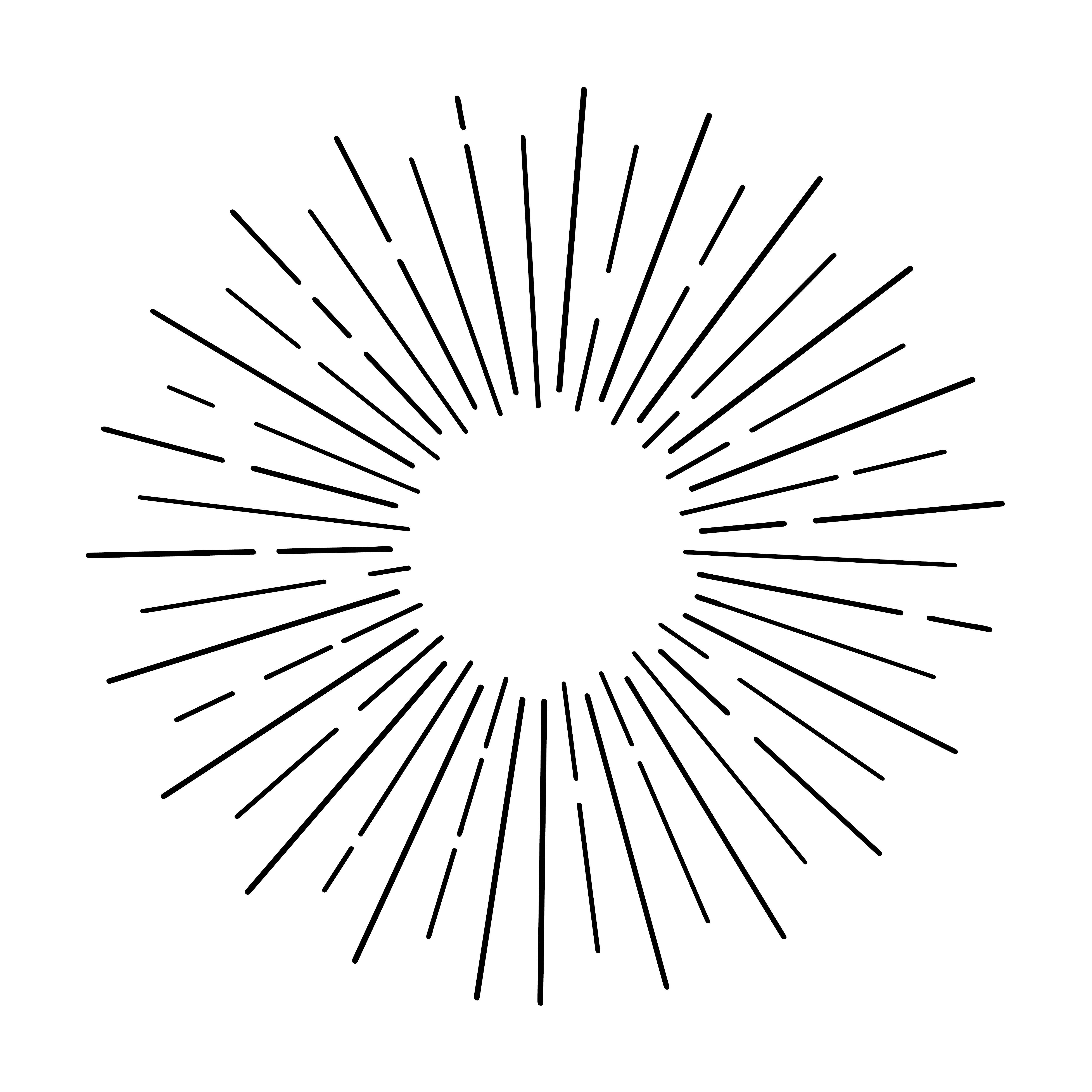 32+ Sun rays clipart black and white ideas in 2021
