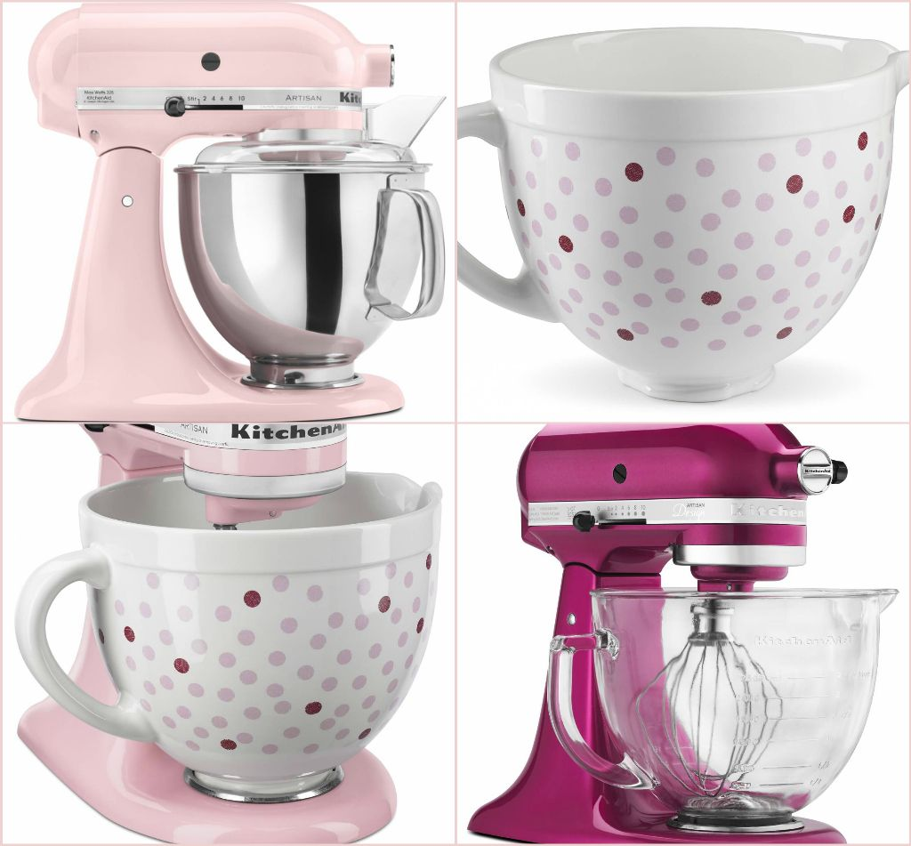 Kitchenaid pink food processor - Kitchenaid Pink Product Collection