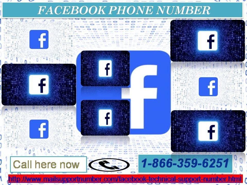 Defeat login issues via facebook phone number 1866359