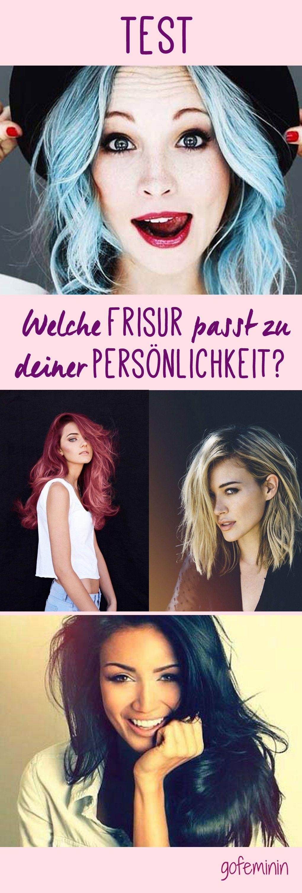 Haarfarbe test teste dich