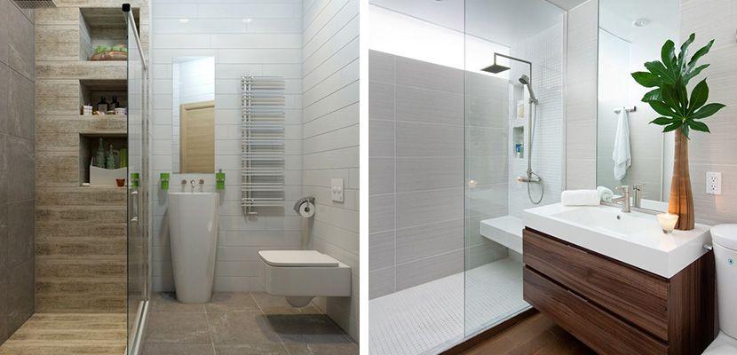 Cómo decorar cuartos de baño pequeños | Cuartos de baños ...