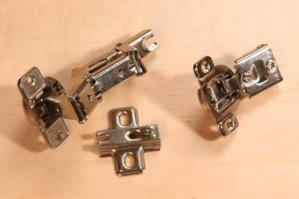 How To Install And Adjust Euro Style Hinges Building European