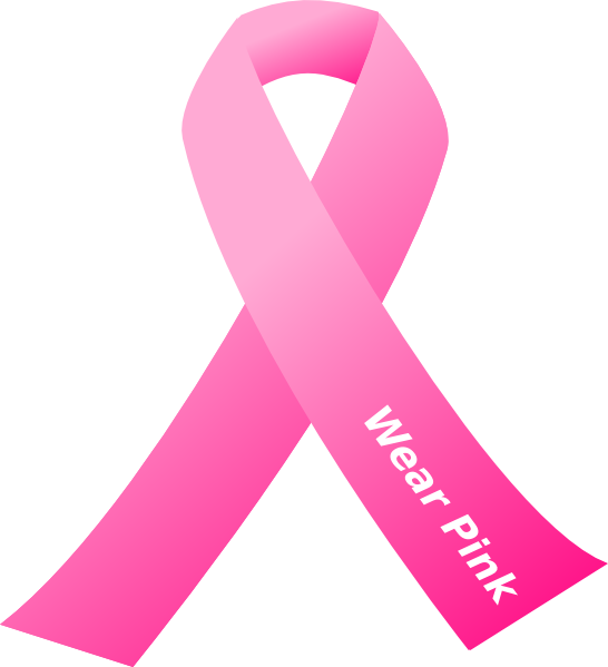 pix for u003e pink cancer ribbon logo breast cancer awareness rh pinterest com au