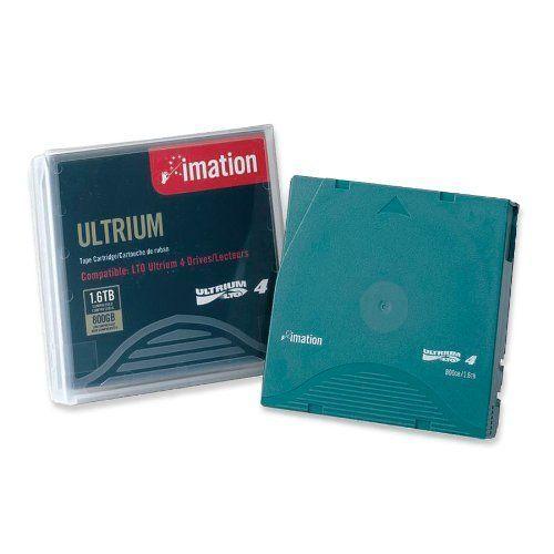 Imation Enterprises Corp Ultrium Gen 4 800gb 1 6tb W Case By
