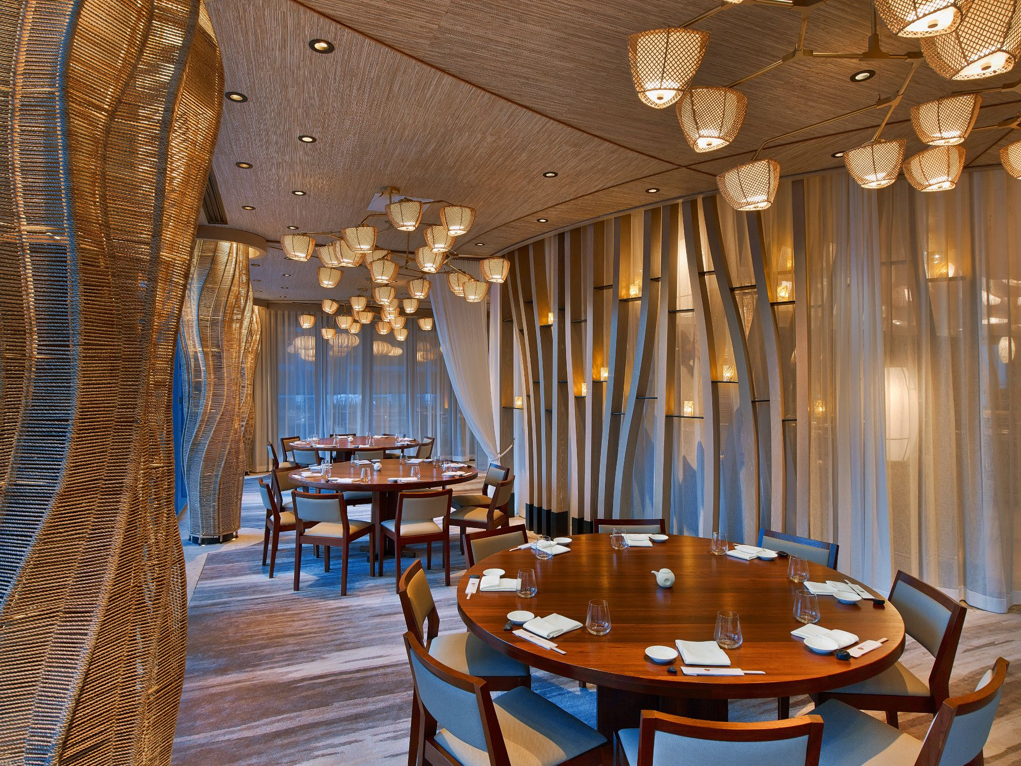 Nobu miami beach gallery restaurants b a r