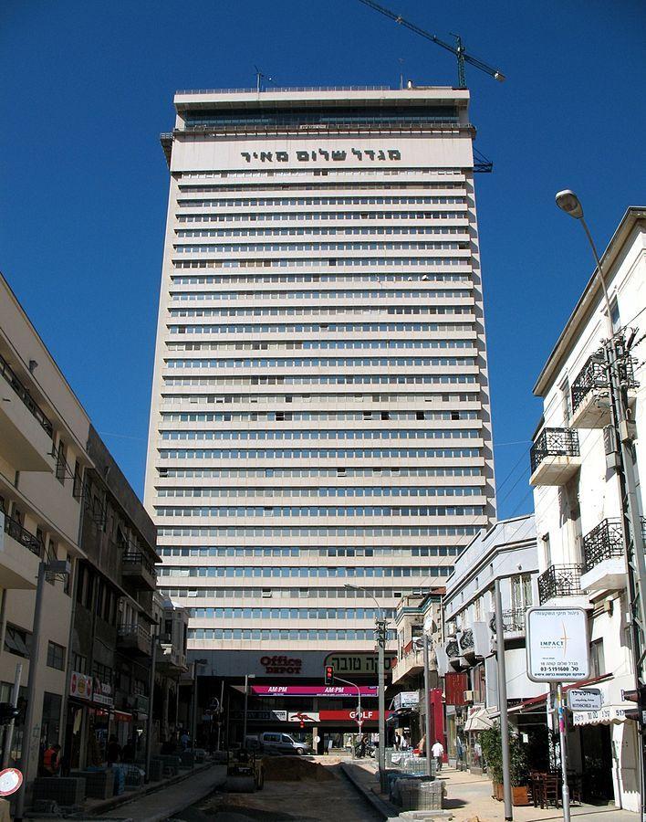 Shalom Meir Tower, Tel Aviv.