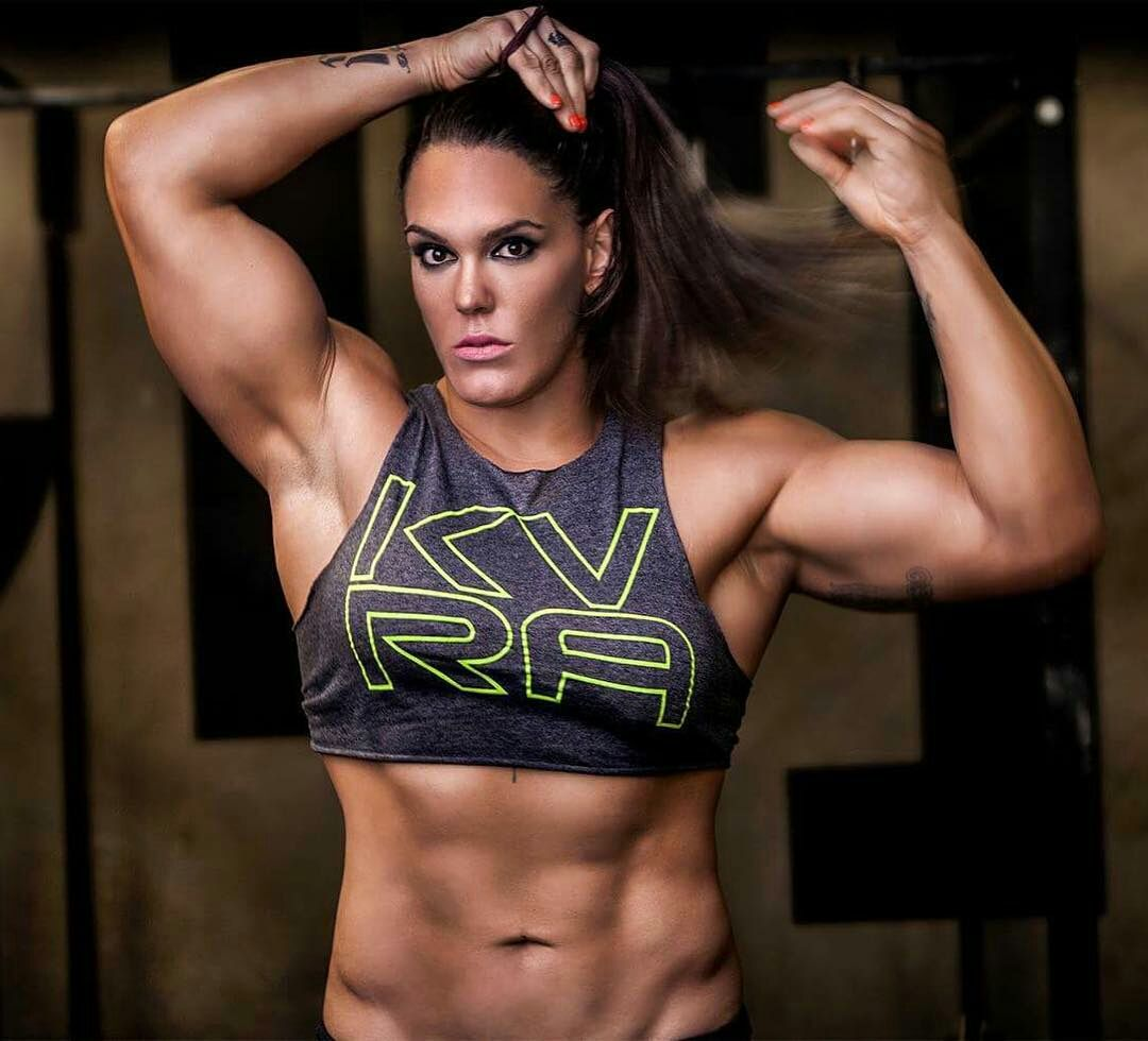 Thanks To These New Pics We Can T Wait For Gabi Garcia To Destroy