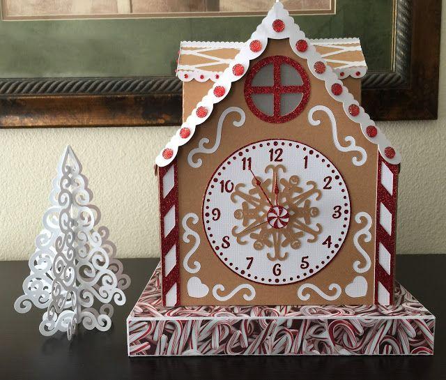 Photo of ¿Y cómo sé que es Navidad? Porque tengo un reloj navideño de cour …